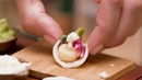 The Tiniest Fish Tacos in the World Tiny Kitchen