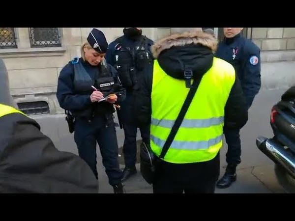 Fini la langue de bois sur les gilets jaunes, les médias et la milice de Macron