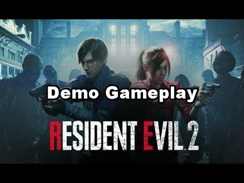 Resident Evil 2 Remake Demo Gameplay de 30 Minutos by Ariel