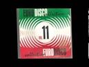 CD COMPLETO E MIXADO EURODISCO COLLECTION VOL - 11