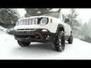 Snowy Bee Canyon x4 Speed - Jeep Renegade Lift Kit Mud Tires