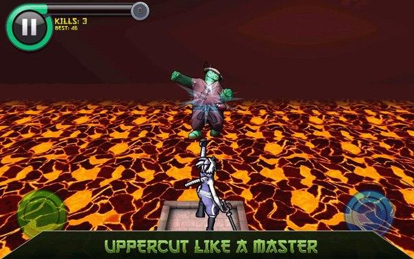 Скачать Zombitsu для android