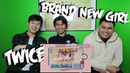 TWICE BRAND NEW GIRL MV REACTION FUNNY FANBOYS