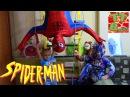 Spiderman. Человек Паук vs Трансформер Оптимус Прайм и Ярослава. Игры для детей. Tiki Taki Boys