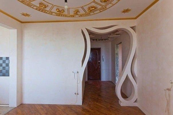 High Quality If You Are Designing A New Building Or To Convert Your Home, Think About  How To Turn On The Arch As A Decorative Element. Many Rooms In Our  Apartments In ...