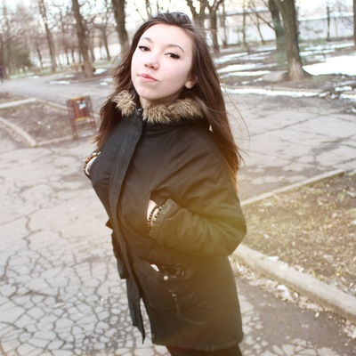 Диана Чинякова, 10 февраля 1998, Мариуполь, id169084491