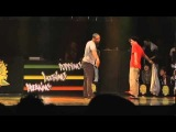 OLD SCHOOL NIGHT VOL.15 POPPING BEST16 BATTLE【YOSSINE vs Masato】