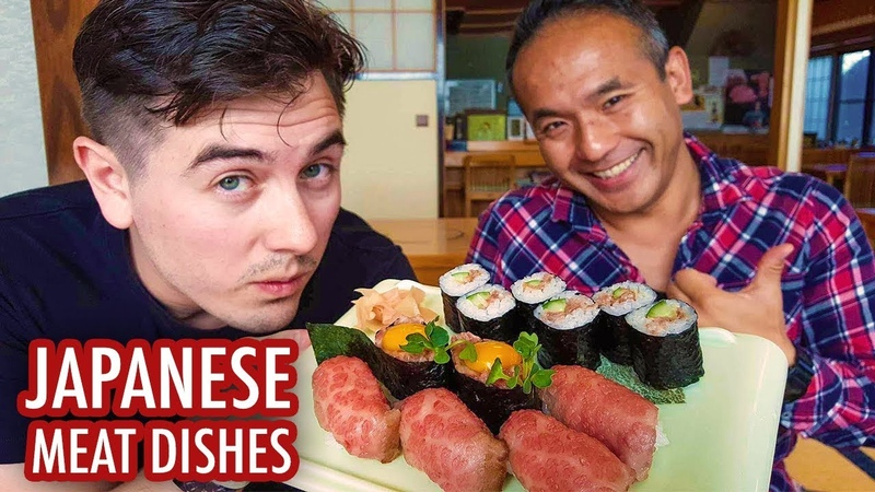 5 Must Try Meat Dishes in Japan