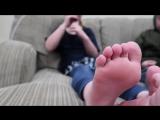 Tickle Feet Challenge