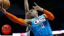 OKC Thunder vs San Antonio Spurs Full Game Highlights   01/12/2019 NBA Season