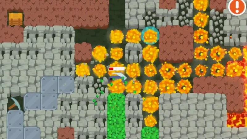 Dig Bombers - Геймплей | Трейлер