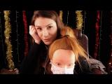 АСМР стрим (шепот) Звуки спа, Кто скучал по Луне? / ASMR stream (whisper) spa sound Violetta Valery - live