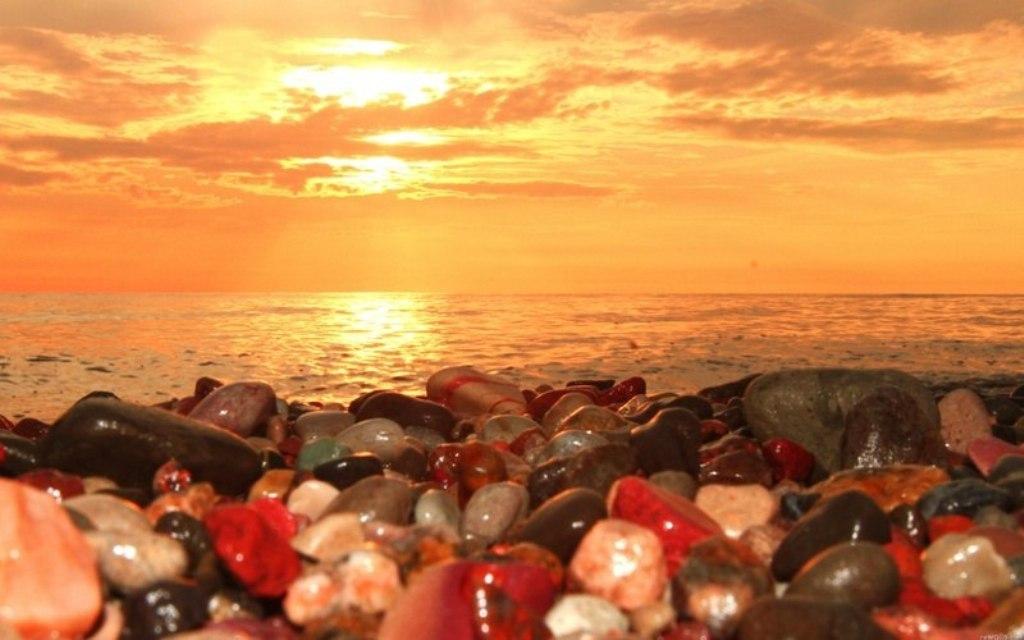 камень яшма - огненное дыхание фиолента