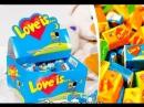 Коробка жвачек Love is 100 шт от Интернет магазин одежды Модный базар