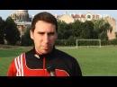 2013 07 26 Didzis Matīss par Latvijas U 17 meiteņu izlases gatavību startam EČ kvalifikācijā
