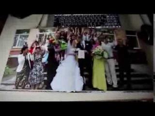 Свадебная Фото- книга Премиум 30х30см 30 разворотов