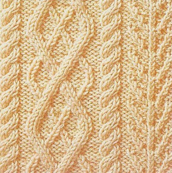 узоры с косами - Самое