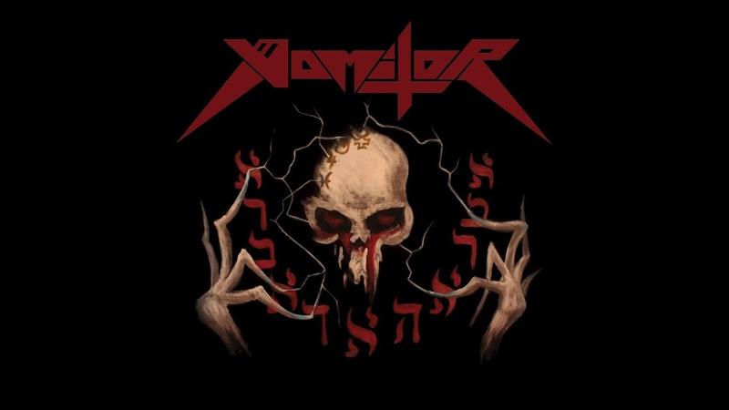VOMITOR - Tremendous Insane (2018) Hells Headbangers