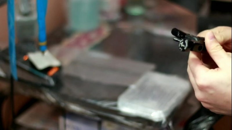 Распаковка Dragonfly Tattoo