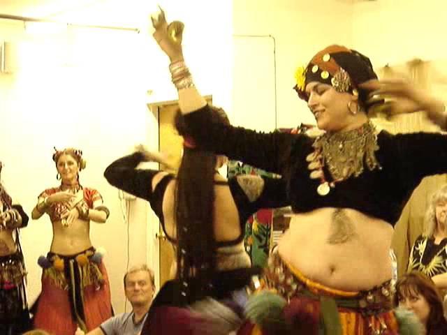 Fat Chance Belly Dance® student salon 2006 » Freewka.com - Смотреть онлайн в хорощем качестве