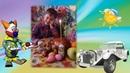 Праздничная красивая видео открытка Поздравление внуку с днем рождения от бабушки