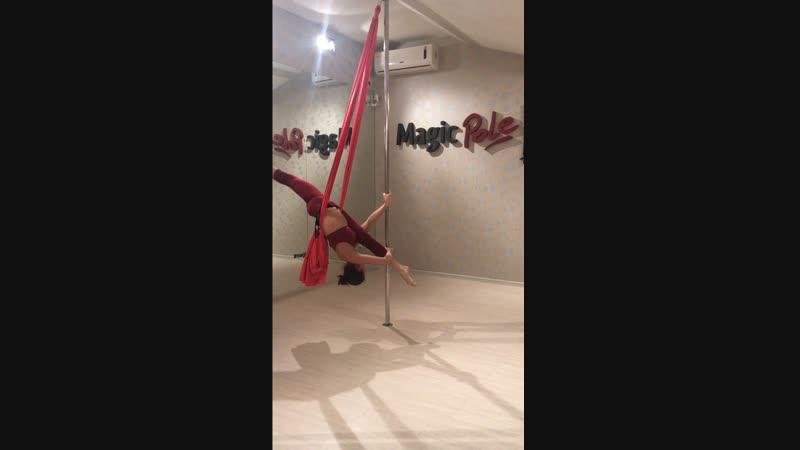 Pole Silks Combo - Анастасия Лань