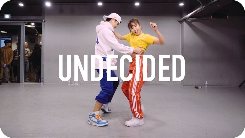 Undecided - Chris Brown / May J Lee X Austin Pak Choreography