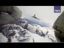 Грачи прилетели- учения Су-25 в Киргизии