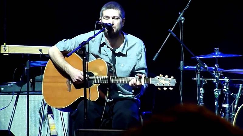 Александр Васильев (Сплин) - Вам! (стихотворение В.Маяковского)(live, Москва, Крокус Сити Холл, 19.02.2011)