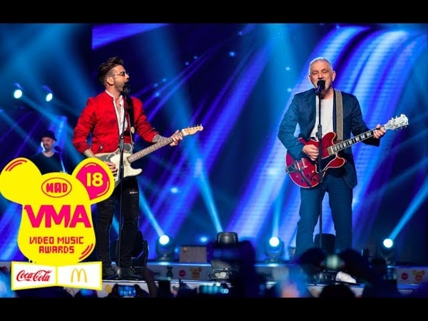 Onirama Νίκος Πορτοκάλογλου - MAD VMA Medley | Mad VMA 2018 by Coca-Cola McDonald's