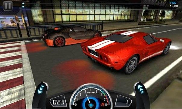 Скачать Drag Racing 3D для android