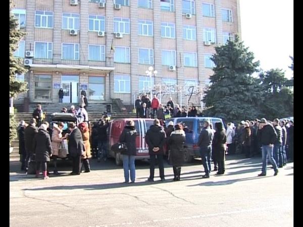 Гуманітарна допомога до АТО, Овідіополь