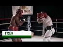 Mike Tyson - Most Brutal Boxing Sparring Wars Pt3