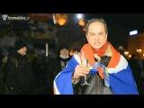 Українці вітають Україну з Новим Роком на Hromadske.TV 1.01.14