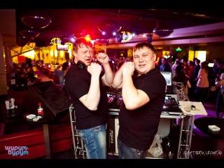 HOCHU I BASTA MR.DJ PIONEER & DANIEL RADIO RECORD KAZAN (02.05.14)