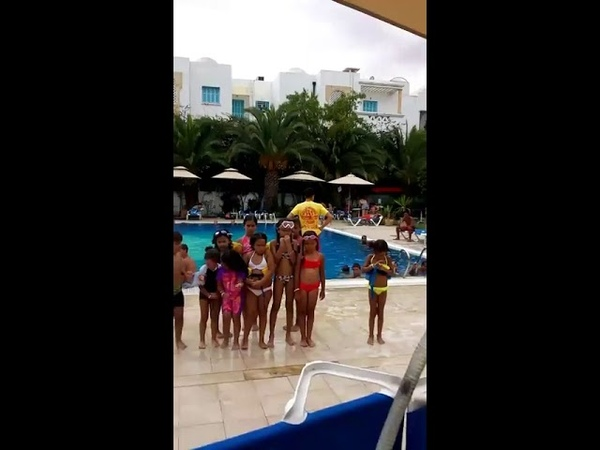 Residence Le Corail-Appart-Hotel Yasmine Hammamet MOUSSE_PARTY