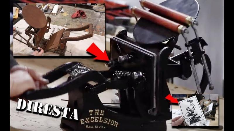 DiResta EXCELSIOR press Renovation