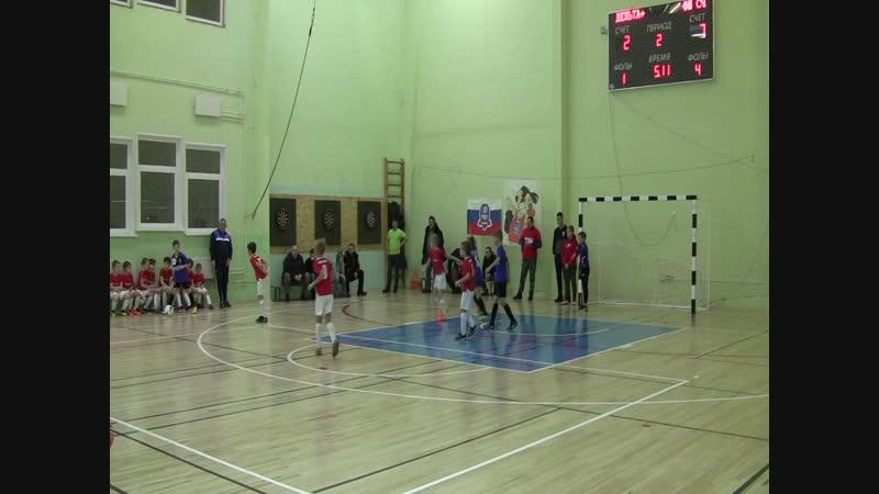 Дельта - Чумаченко 2 тайм