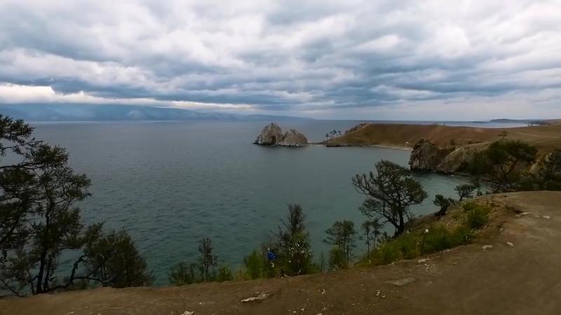 Байкал с высоты птичьего полета