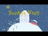 Peppa Pig Christmas Episodes Santas Visit with subtitles