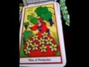 Масть пентаклей в Herbal Tarot ч 2