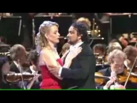 Verdi: QUARTETT aus RIGOLETTO mit Netrebko, Garanca, Vargas, Tézier - Bella figlia dellamore