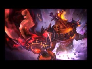 [PBE - 11/16/13] Infernal Nasus Login Screen and Music