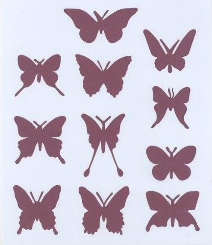 Светильник бабочка - своими руками