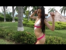 Hot teen latina model Ximena