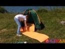 Прокат туристических ковриков, пенка коврик