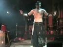 MALE BELLY DANCER Tasos HORRUS GREECE