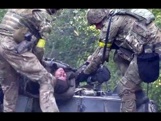 Кровавый бой под Иловайским Котолом