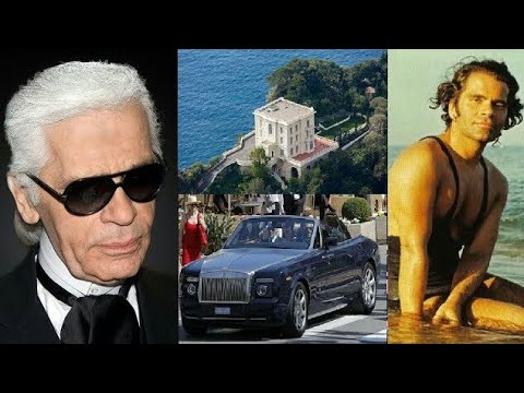 Karl Lagerfeld - Lifestyle | Net worth | cars | houses | jet | Family | Biography | Information