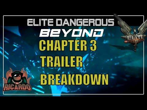 Elite dangerous Beyond Chapter 3 Teaser and Breakdown
